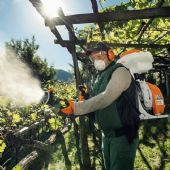 Stihl Mistblowers and Manual Sprayers